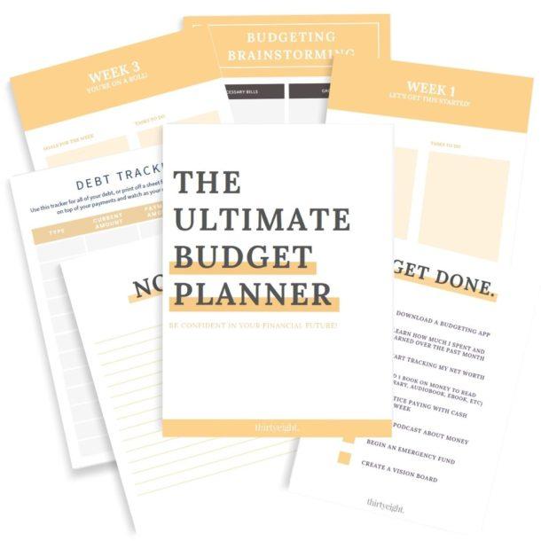 Free Money Workbook